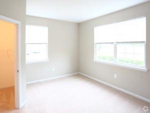 Bedroom Empty